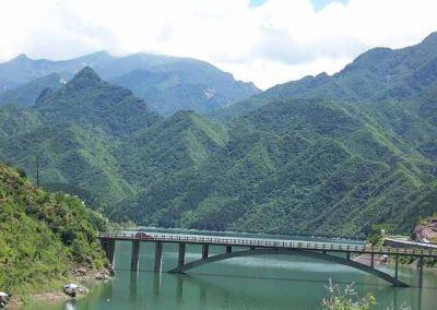 桥峪森林公园何云安