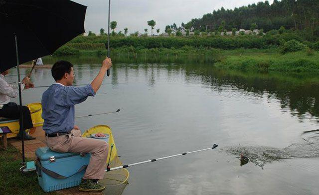 幼儿园区角钓鱼规则